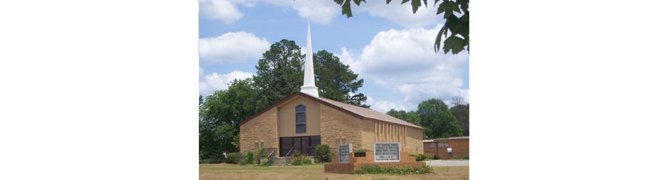 First Christian Church of Warner Robins, Georgia Pastor's Corner